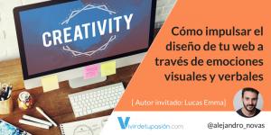 Cómo impulsar el diseño de tu web definitivamente a través de emociones («significados») visuales y verbales