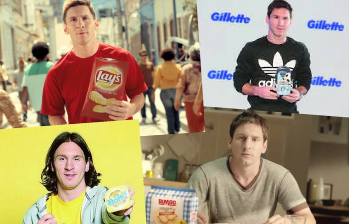 Messi Contenido Viral