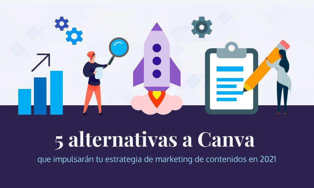 Lee más sobre el artículo 5 alternativas a Canva para impulsar tu estrategia de marketing de contenidos