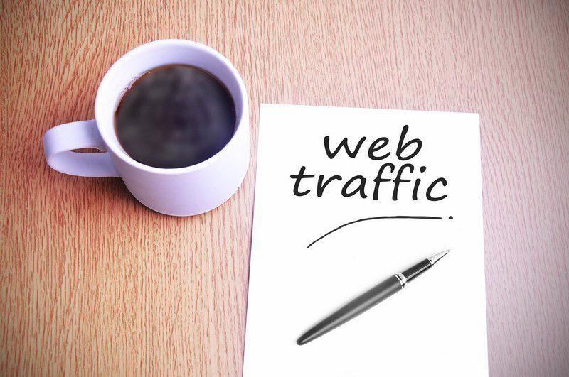 generar tráfico web
