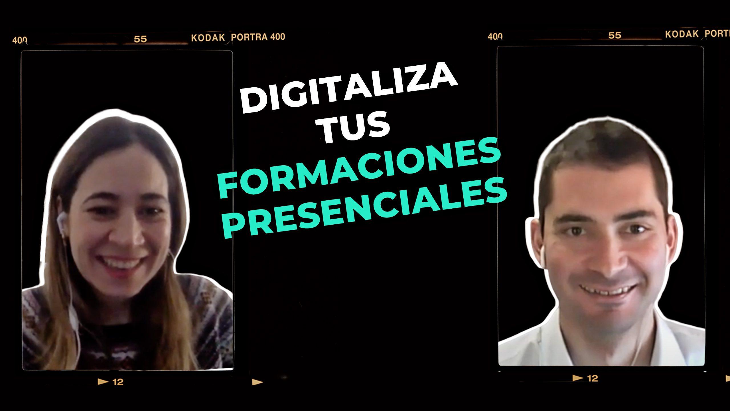 Lee más sobre el artículo Digitaliza tus formaciones presenciales para llegar a más personas